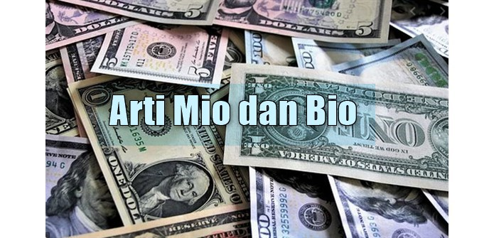 Arti Mio dan Bio